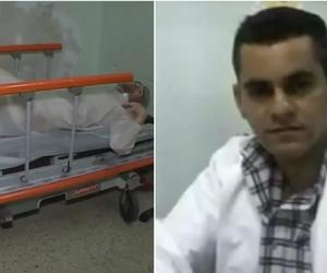 Cuban doctor tells that in Venezuela he was taught to falsify medical histories to comply with statistics