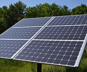 Image result for Photovoltaic panels provide electricity to Cuban homes in the mountains